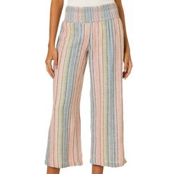Indigo Rein Juniors Rainbow Stripe Gaucho Pants
