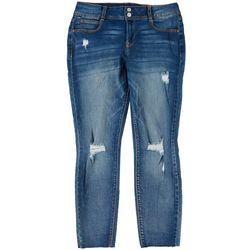 Wallflower Juniors Distressed Jeans