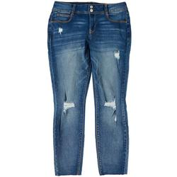 Juniors Distressed Jeans