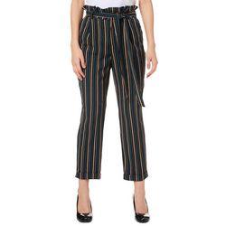 AF Studio Juniors Belted Striped Pull On Pants