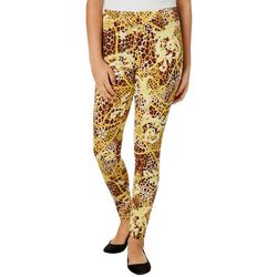 Full Circle Trends Juniors Chain Print Leggings