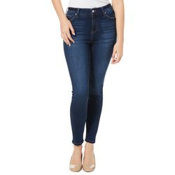 Celebrity Pink Juniors High Rise Ankle Skinny Denim Jeans
