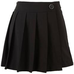 Joe B by Joe Benbasset Juniors Pleaded Mill Skirt