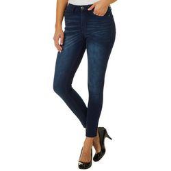Blue Desire Juniors High Rise Denim Skinny Jeans