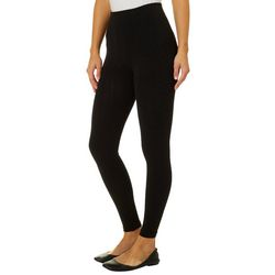 Just One Juniors Cable Knit Fleece Lined Leggings