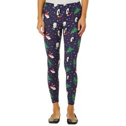 Just One Juniors Jolly Penguin Leggings