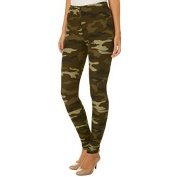 Just One Juniors Camo Print Leggings