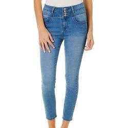 Love Revival Juniors Super High Rise Ankle Jeans