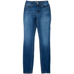 Rewash Juniors Stevie Denim High Rise Stretch Jeggings