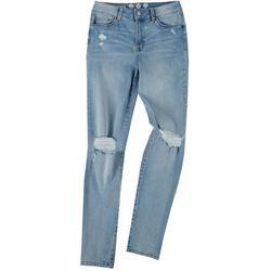Juniors High Rise Eco Skinny Jeans
