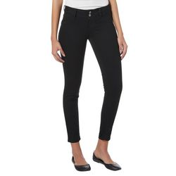 Sound Girl Juniors Solid Rocker Low Rise Skinny Jeans