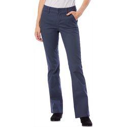Unionbay Juniors Double Button Khaki Uniform Pants