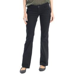 Unionbay Juniors Heather Solid Uniform Pants