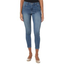 Jessica Simpson Womens Adored High Rise Ankle Skinny Jeans