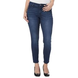 Jessica Simpson Womens Kiss Me Ankle Skinny Jeans