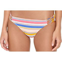 Hot Water Juniors Multi Strap Hipster Bikini Bottoms