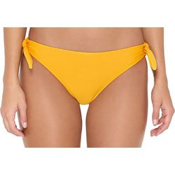 Hot Water Juniors Solid Cheeky Swim Bottoms
