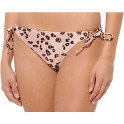 Hot Water Juniors Wildcat Sidetie Hipster Swim Bottoms