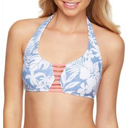 Malibu Dream Girls Juniors Aloha Bloom Swim Top