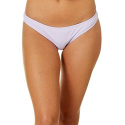 Reel Legends Juniors Solid Cheeky Swim Bottoms