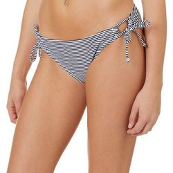 Island Soul Juniors Sweet Pea Side Tie Swim Bottoms