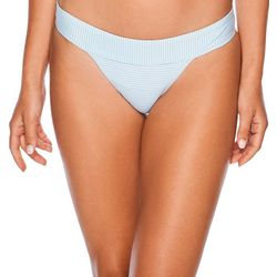 Salt Life Juniors Mini Striped Hipster Swim Bottoms