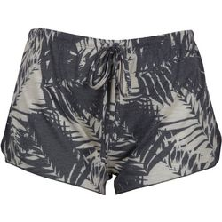 Salt Life Juniors Endless Palms Print Drawstring Shorts