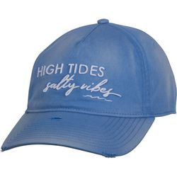 Salt Life Juniors High Tides Salty Vibes Baseball Hat