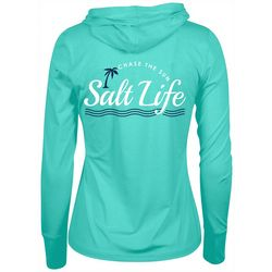 Salt Life Juniors Chasing The Salt Life Hoodie