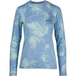 Salt Life Juniors Endless Palms Long Sleeve Top