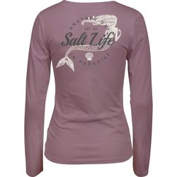 Salt Life Juniors Another Day In Paradise Mermaid Top