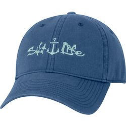 Salt Life Juniors Signature Anchor Baseball Hat