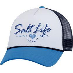 Salt Life Juniors Heart Shaped Shells Salt Life Baseball Hat