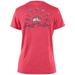 Salt Life Juniors Salt Tribe Burnout T-Shirt
