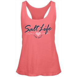 Salt Life Juniors Live Salty Tank Top