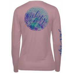 Salt Life Juniors Get Salty Long Sleeve Top