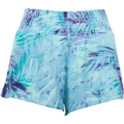 Salt Life Juniors Tropical Tango Palm Print Shorts