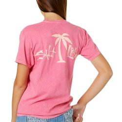 Salt Life Juniors Signature Palm T-Shirt