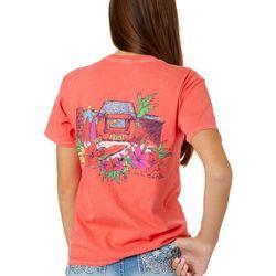 Salt Life Juniors Surf Shack T-Shirt