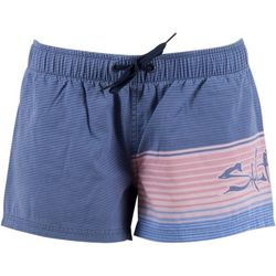 Salt Life Juniors Bayshore Striped Boardshorts