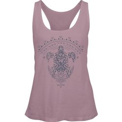Salt Life Juniors Turtle Moon Racerback Tank Top