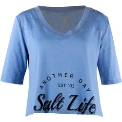 Salt Life Juniors Another Day In Paradise T-Shirt