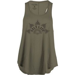 Salt Life Juniors Retreat Racerback Tank Top