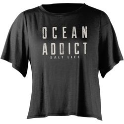 Salt Life Juniors Ocean Addict T-Shirt
