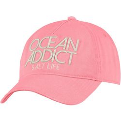 Salt Life Juniors Ocean Addict Embroidered Baseball Hat