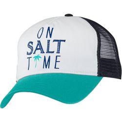 Salt Life Juniors On Salt Time Baseball Hat