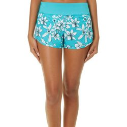 Reel Legends Juniors Keep It Cool Floral Beach Shorts