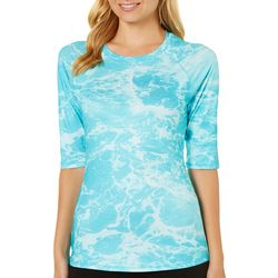 Reel Legends Juniors Keep It Cool Beach Foam Elbow Top