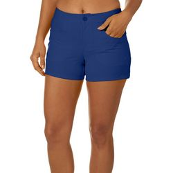 Loco Skailz Juniors Solid Boardshorts
