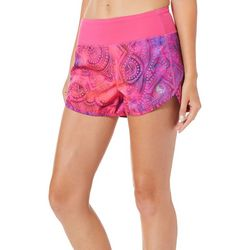 Reel Legends Juniors Mandala Beach Active Shorts